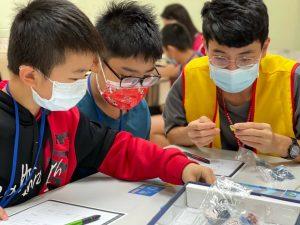 陽明交大與台積電合作程式教育2