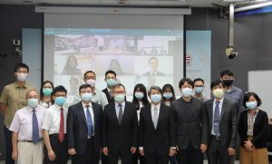 陽明交大與馬來大舉辦跨國記者會,宣布開發抑制COVID-19感染藥物篩選平台