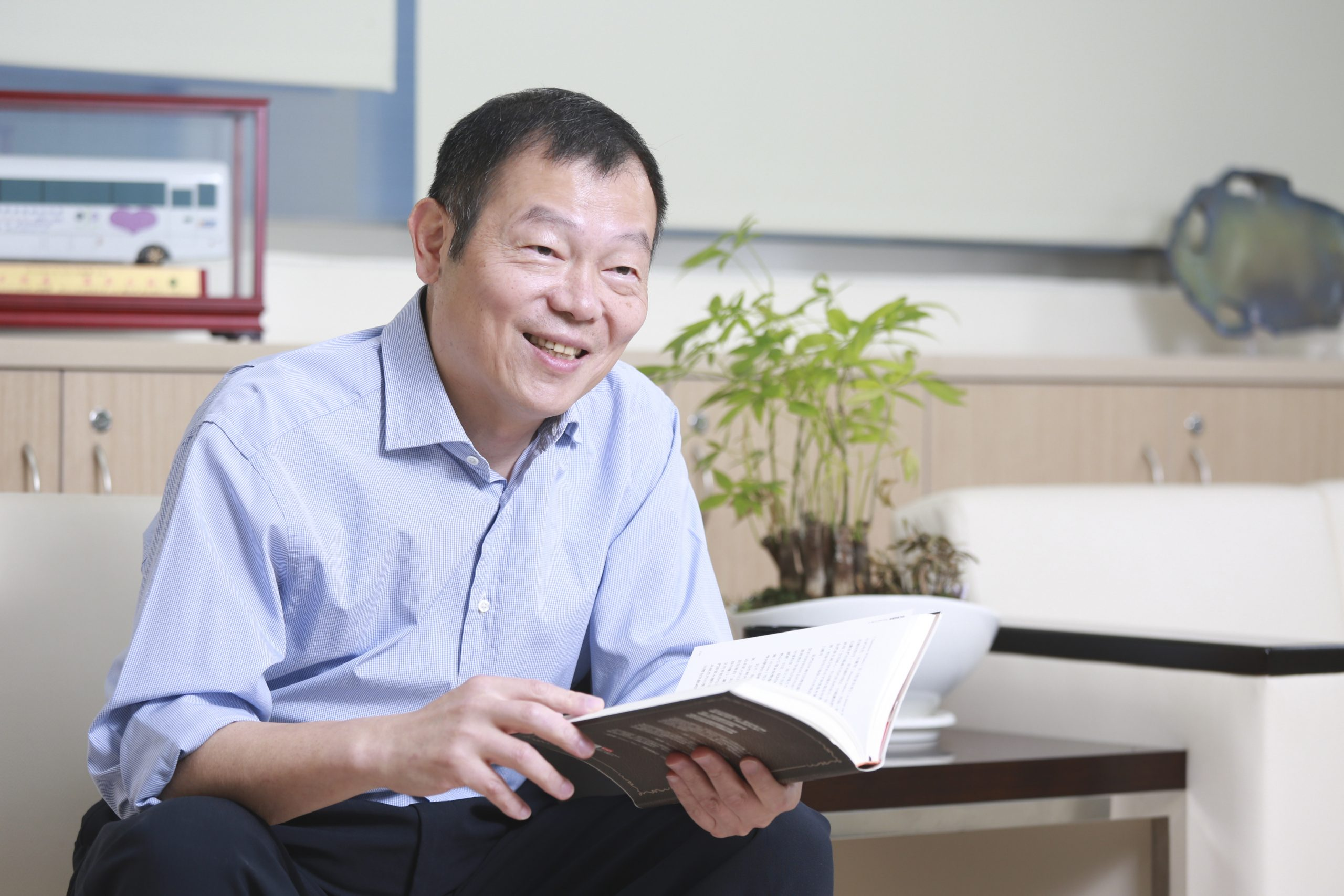 林奇宏老師照片